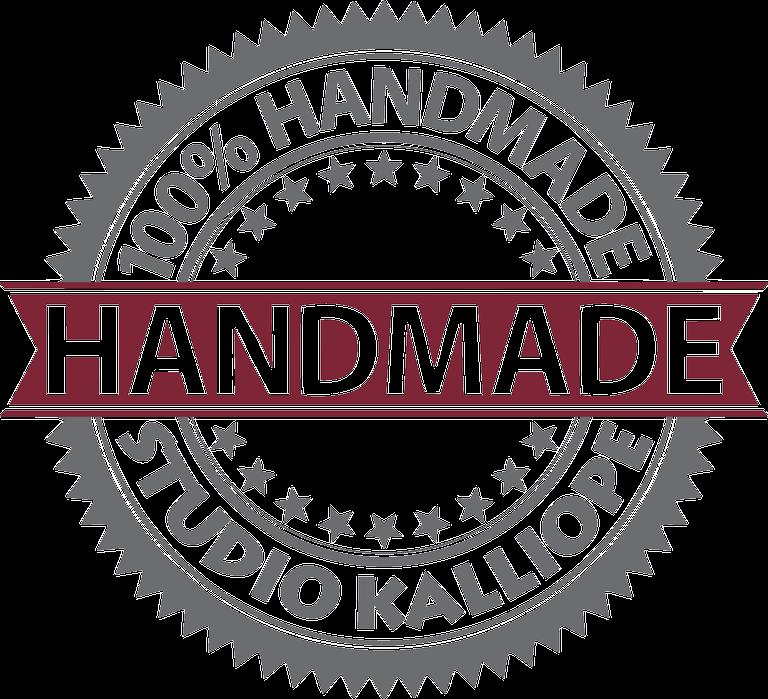 Razítko - 100% handmade paruky